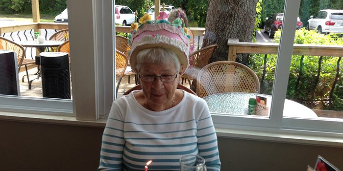 Happy 90th Birthday, Fran!