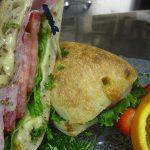 Baked Ham & Swiss Melt