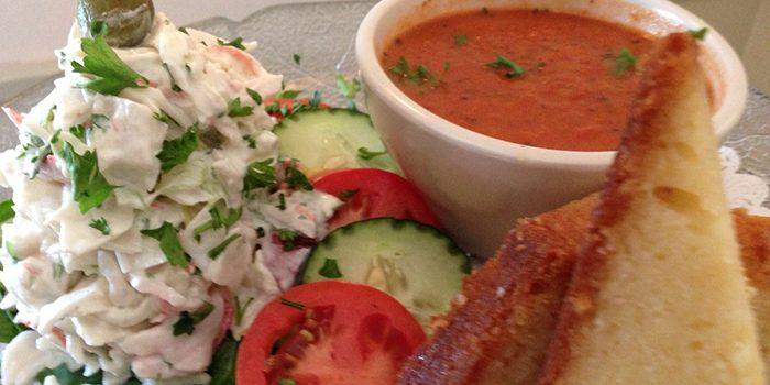 Florida Seafood Salad