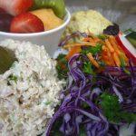 Honey Chicken Salad Plate