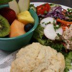 Tongol Tuna Salad Plate