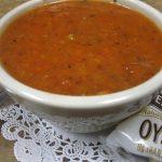 Vegetarian Tomato Basil Bisque