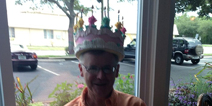 Birthdays at Wildflower Cafe