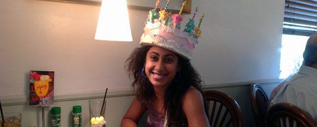 Happy Birthday, Nerina!