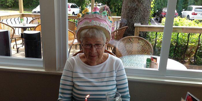 Happy 90th Birthday, Fran!