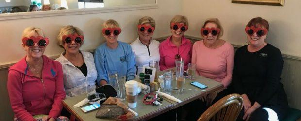 The Belleair Ladies and Cam